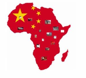China-Africa media prezi