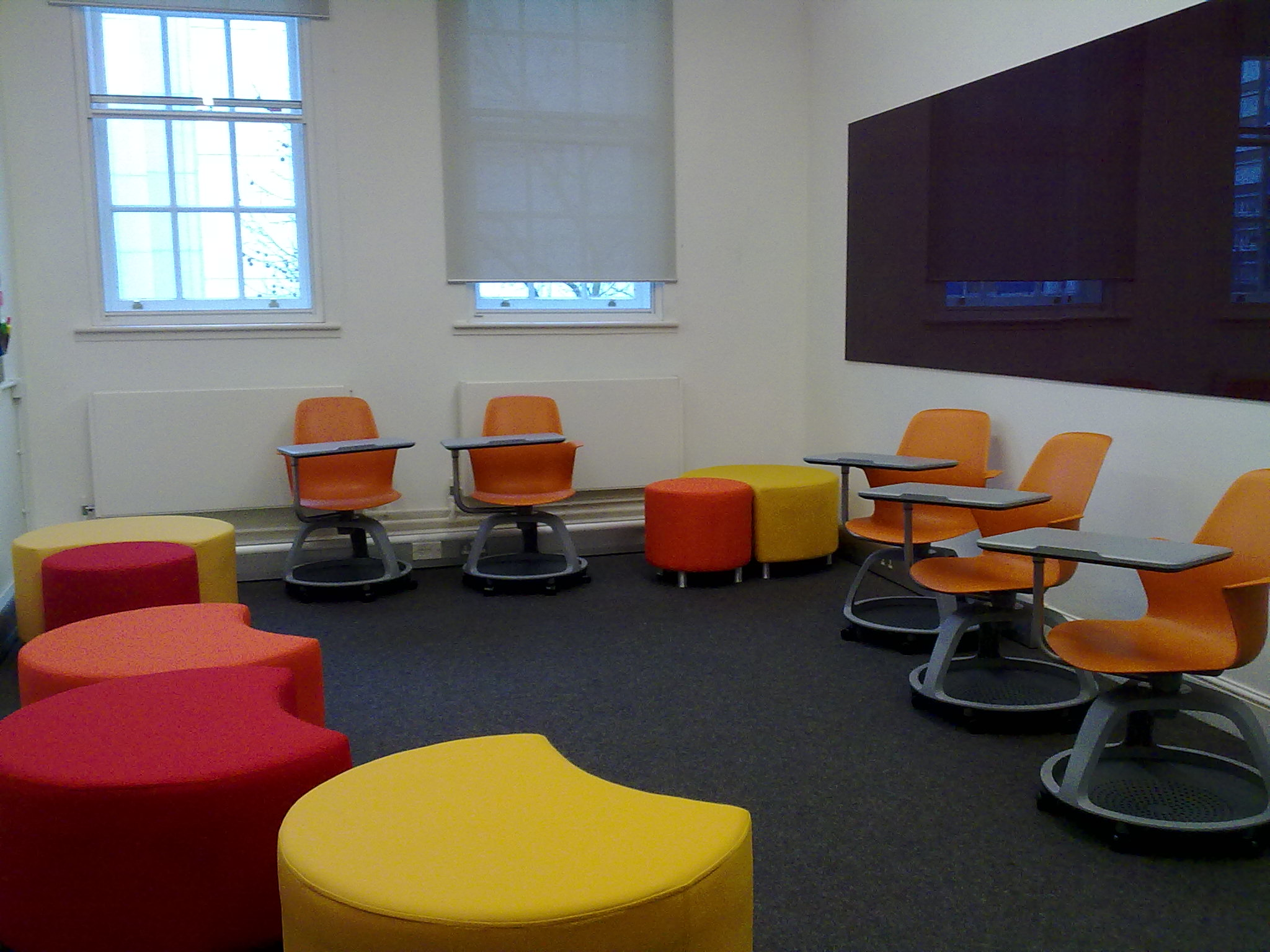 Modern Language Classroom ~ City university london elearning for arts and social
